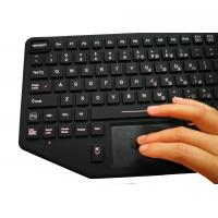 Buy cheap Enclosed 88-key USB military keyboard with integrated touchpad, military level keyboard product