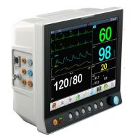 Buy cheap 12.1inch multi-parameter patient monitor mainly used for emergency, transshipment product