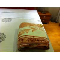 Buy cheap Breathable Super Soft Blanket Double Printed For Hotel / Home product
