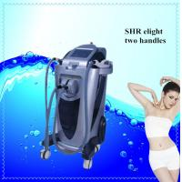 Buy cheap Painless Permanent Hair Removal E - Light IPL RF Machine , Radio Frequency Equipment product