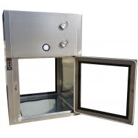Buy cheap 18-25m/s Cleanroom Pass Box product
