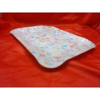 Buy cheap Food-grade Rectangle Plastic Acrylic Tray Anti-slipped For Hotal product