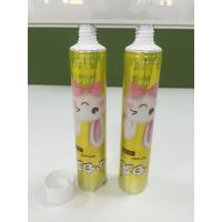 Buy cheap 20-100g Laminated Tube Flexible Packaging product