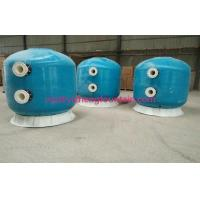 Buy cheap Commercial Fibreglass Pool Cartridge Filters With Oil Gauge Plate 1200mm - 2500mm Dia product