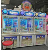 Buy cheap Best Revenue Redemption Happy Ball Pusher Lottery Ticket Game Machine Sale For from wholesalers