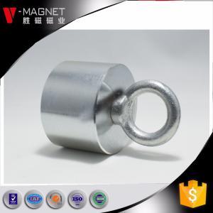 China Free Samples Neodymium Plastic Coated Magnet on sale