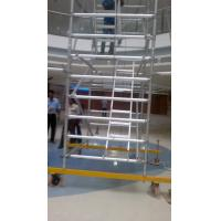 Buy cheap Home Built - In Ladder Aluminium Mobile Scaffold / Multi Purpose Scaffold Towers product