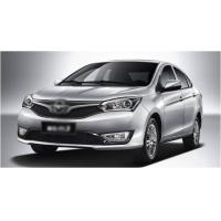 Buy cheap Vehicle Assembling Four Door Sedan Car Strong Body Suitable For Taxi Use product