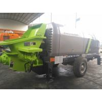 Buy cheap High Configuration Zoomlion Trailer Mounted Concrete Pump S.N.H171208 from wholesalers