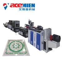 Buy cheap Easy Installation PVC Ceiling Panel Making Machine Customized Length Thickness product