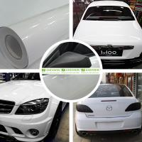 Buy cheap Glossy Car Wrapping Vinyl Films--Glossy White product