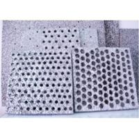 Buy cheap Perforated Aluminium Foam Panels 1mm~200mm Thickness Custom Perforated Hole Dia product