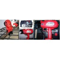 Buy cheap electric cordless  rebar tying machine for tying rebars product