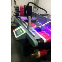 Buy cheap Roll To Roll Industrial UV QR Code Printing Machine For Entrance Ticket / Bills product