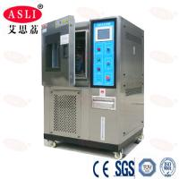 Buy cheap Adjustable Stainless Steel Temperature Environmental Climate High And Low Temperature Test Cabinet product