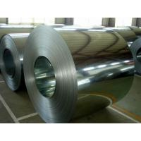 Buy cheap 0.14-1.0mm Galvanized Sheet Coil With Cold Rolled For Industrial Freezers product