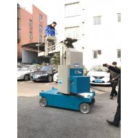 Buy cheap 360 Degree Rotation Self Propelled Aerial Lift 7.5m Mast Type Boom Lift product