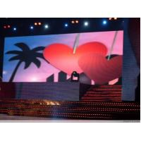 Buy cheap Full Color P10mm DIP LED Display / Screen For Rental , 10000dots/㎡ product