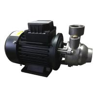 Buy cheap 0.37kw Aggressive Liquid Vortex Water Pump With Stainless Steel Body , 9M Max Suction product