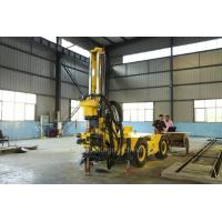 Buy cheap hydraulic core drilling rig / HQ 160m Crawler Drill Rig / drill rig hire product