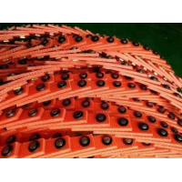 Buy cheap Open Type T Link Belt , PU Low Stretch Adjustable V Belts No Lubrication Required product