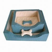 Buy cheap Luxurious Dog Bed, Soft and Comfortable, Available in Various Sizes product