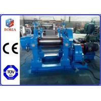 Buy cheap Long Service Life Rubber Processing Equipment 1200mm Roller Working Length product