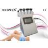 Buy cheap Portable 5 IN 1 Cavitation Rf Vacuum Machine , Skin Tightening / Weight Loss Machine product