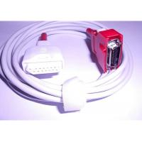 Buy cheap Masimo Spo2 Extension Cable 15 Pin Patient End 2.4M Length 12 Months Warranty product