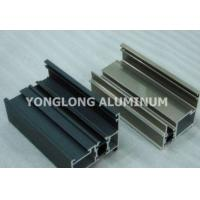 Buy cheap Colorful High Hardness Curtain Wall Aluminum Profiles Wear Resistance product