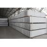 Buy cheap Fire Resistant Fiber Hollow Core Precast Concrete Floor Panels Partition Wall Board product