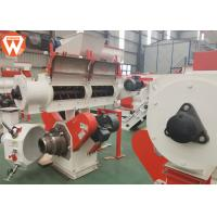 Buy cheap Automatic Animal Food Machine Pellet Mill Machine 1.5 - 2.5t/H Capacity product