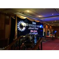 Buy cheap 1R1G1B P3.9 Indoor SMD LED Display Full Color Event Use 500*500mm Cabinet product