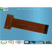 Buy cheap 12 Pin FPC Flexible Printed Circuit / Multilayer Flex Circuits For POS Machine product