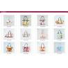 Buy cheap hot sell brand woman fashion handbag with elegant digital print product