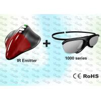 Buy cheap External 3D PC Solution with 3D Shutter Glasses and SYNC Emitter product