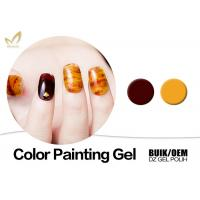 Buy cheap Elegance Soak Off Nail Gel Nail Paint Long Lasting Low Smell Environmently from wholesalers
