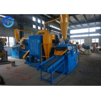 Buy cheap 99.9% Separating 52.36kw Copper Wire Recycling Machine product