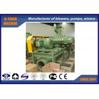 Buy cheap DN300 Large Roots Blower Vacuum Pump 6000m3/h Air Cooling type product