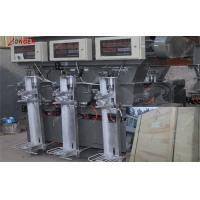 China Semi Automatic Cement|Gypsum Powder Packing Machine With 3 Mouth For Sale on sale