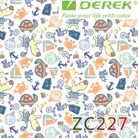 Buy cheap ZC227 Bubble Free Digital Printing Doodle Film / Graffiti Sticker Bomb for Car Wrapping product