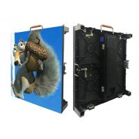 Buy cheap P3.91 Backdrop Outdoor LED Video Wall Easy To Transport With Good Flatness product
