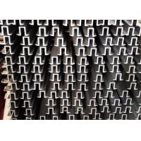 Buy cheap Silver 6063 6061 Aluminum Alloy Solar Module Middle Clamp OEM/ODM product