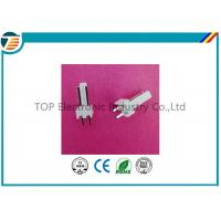 Buy cheap 2.54mm Pitch 2 Pin Through Hole Connector Assembled For Household product