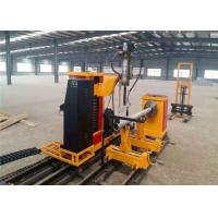 Buy cheap 25kw Cnc Pipe Flame Cutting intersection cutting high speed steel pipe cutting machine product
