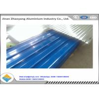 Quality Environmental Protection Painted Corrugated Aluminum Sheet H14 H24 H18 H112 for sale