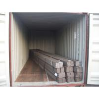 Buy cheap 6M or Custom, 25-180MM Width Hot Rolled Flat Bar of Q195, Q345, GB704 Mild Steel Products product