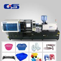 Full Automatic Servo Motor Injection Molding Machine For Basket / Bucket / Planter for sale