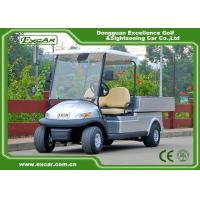 Buy cheap 48V Trojan battery Hotel Utility Carts / 2 Seater Electric Golf Car from wholesalers