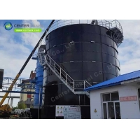 Buy cheap Bolted Steel Industrial Water Tanks For Residential Municipal product